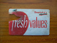 Image result for dominick's fresh value card