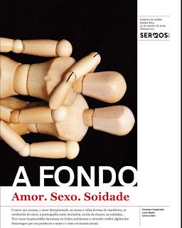 """Especial """"Amor. Sexo. Soidade"""" no Sermos Galiza."""