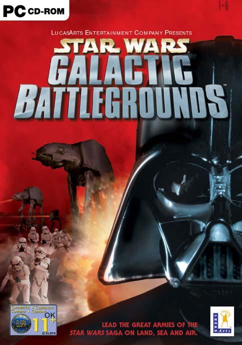 STAR WARS Galactic Battlegrounds Saga Free Download ...