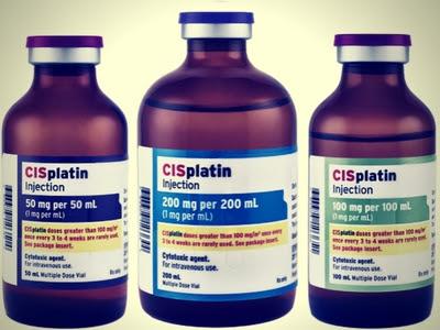Cisplatin- thuốc điều trị ung thư phổ biến gây giảm thính lực