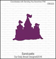 ODBD Custom Sandcastle Die