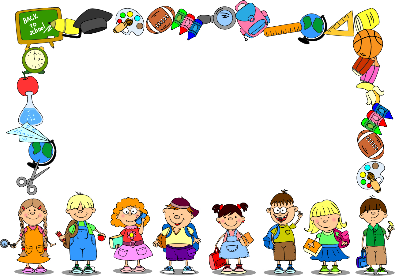 free school clipart backgrounds - photo #18