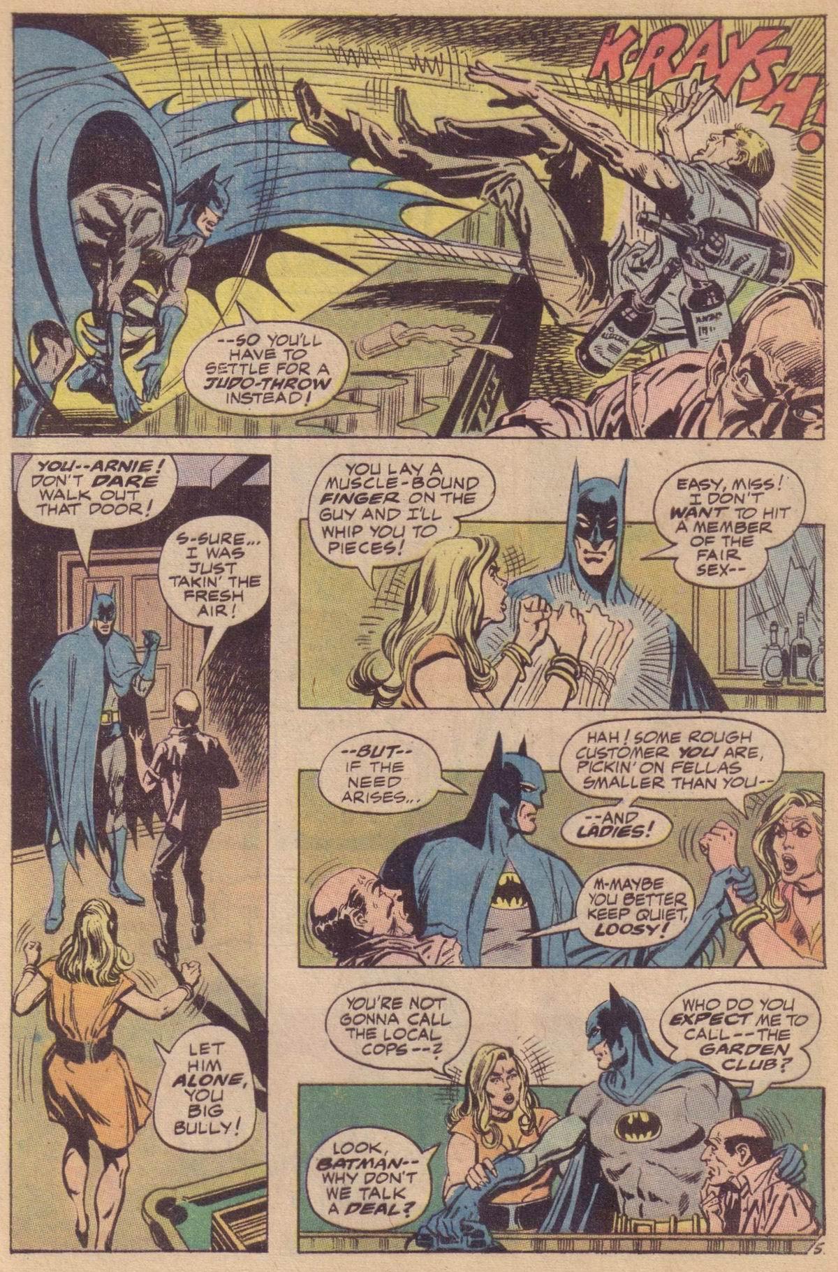Detective Comics (1937) 414 Page 6
