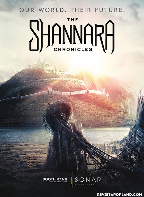 The Shannara Chronicles (2016-) ταινιες online seires oipeirates greek subs