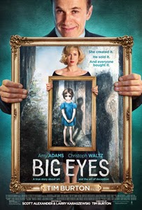 Poster original de Big Eyes