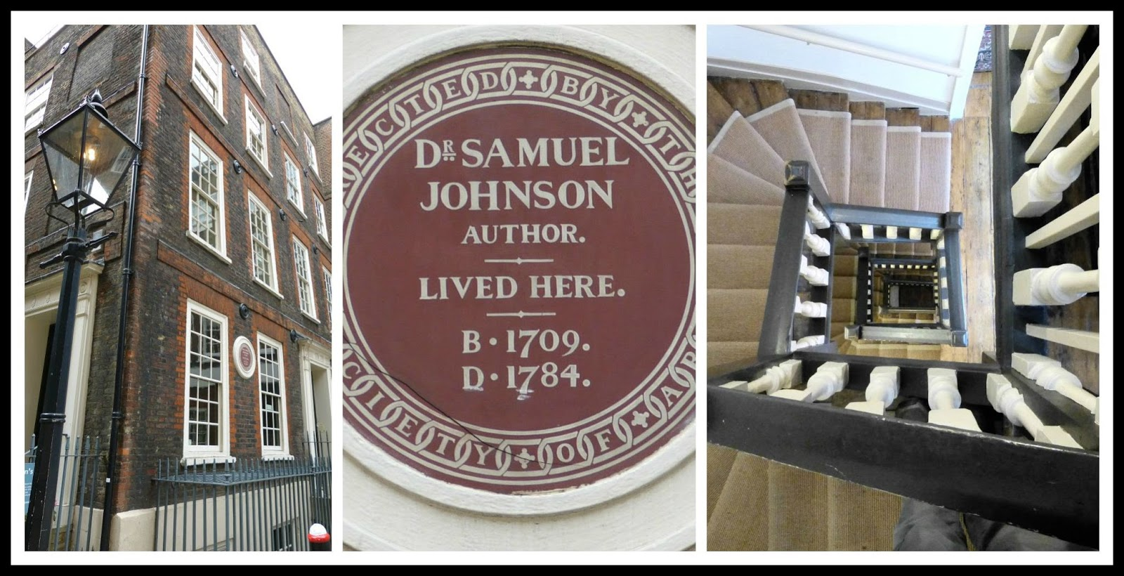 Regency History Dr Johnson s House Museum a Regency History Guide