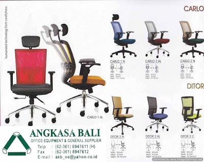 jual kursi staff di bali kursi kantor di bali