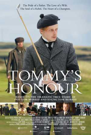 Poster Tommy's Honour 2016