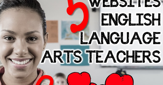 Five FREE Websites for Students - English Language Arts Teachers Love These for Finding Online Articles