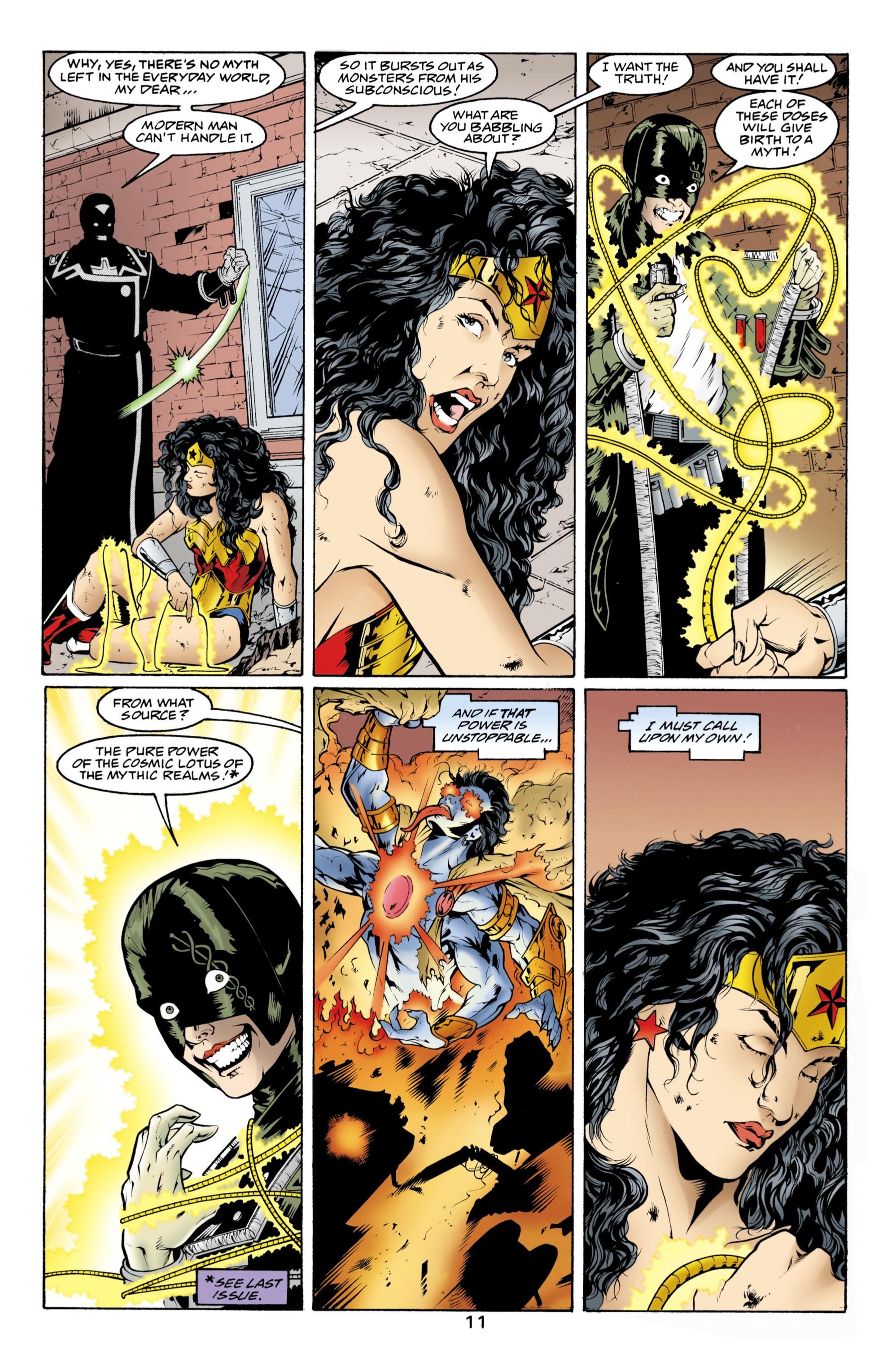Read online Wonder Woman (1987) comic -  Issue #152 - 12