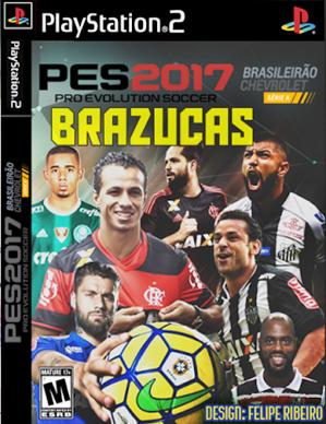 Pro Evolution Soccer BRAZUCAS 2017 (PS2)