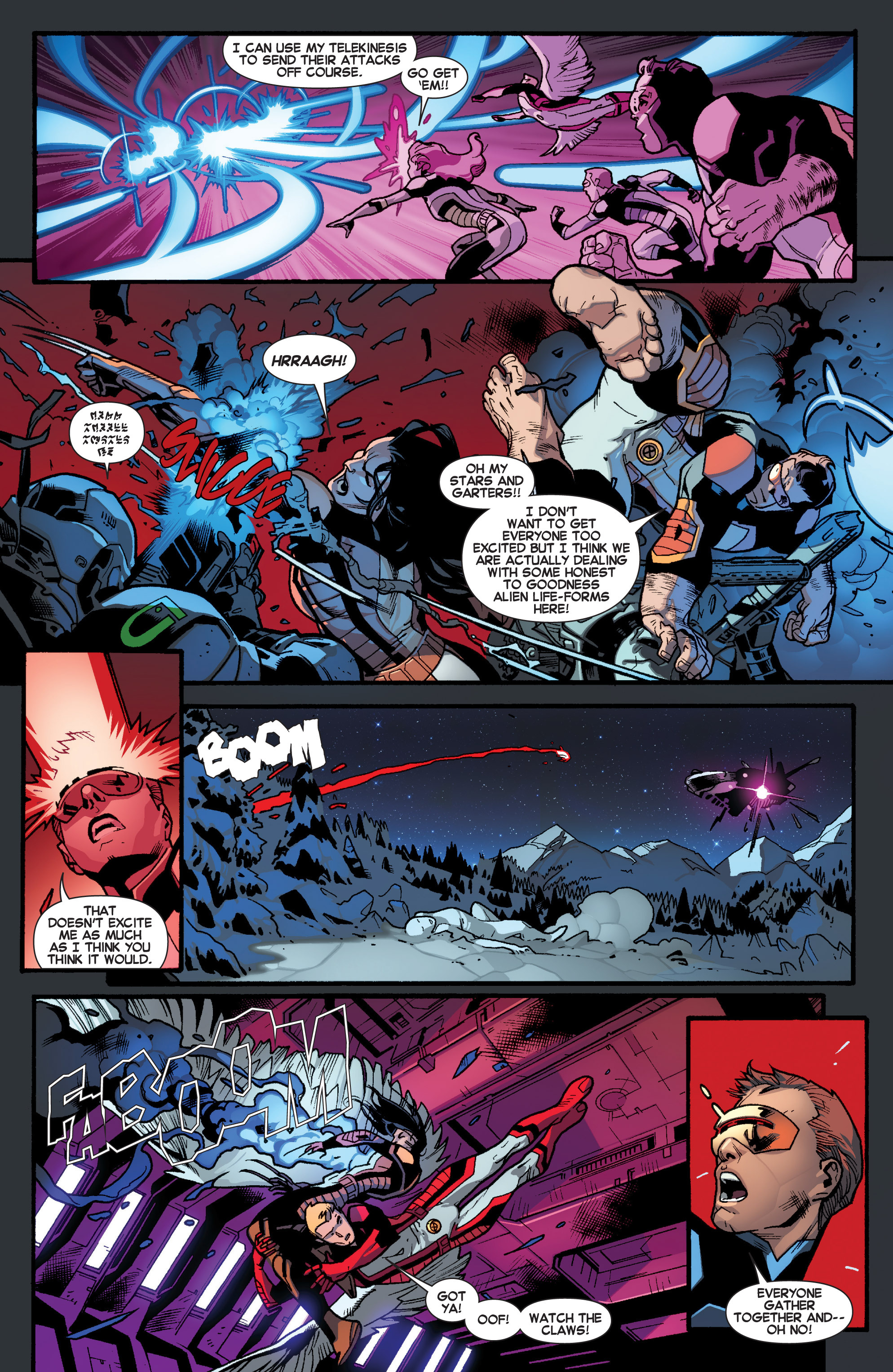 Read online All-New X-Men (2013) comic -  Issue #22 - 14