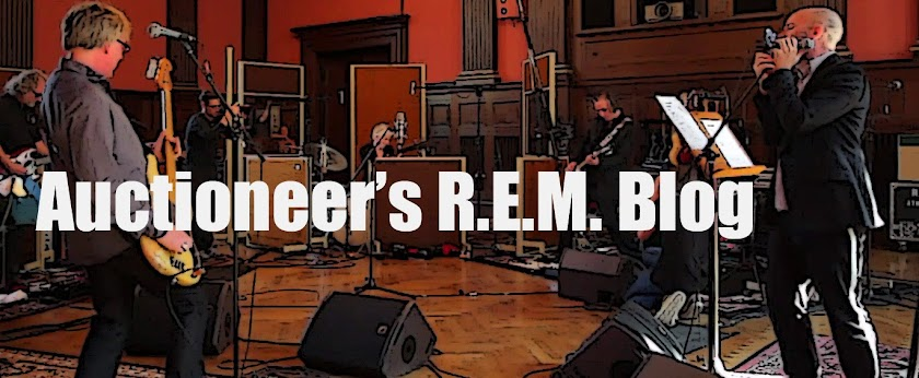 Auctioneer's R.E.M. Blog