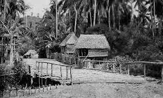"Image extracted from the 1900 publication ""History and Description of Picturesque Philippines."""