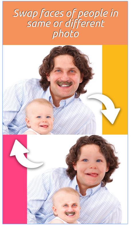 Resultado de imagem para Face Changer 2 Premium
