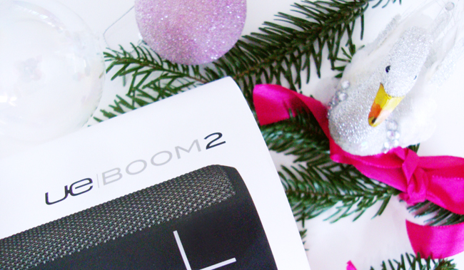 giveaway, UE Boom 2, bluetooth speaker