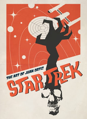 Star Trek: The Art of Juan Ortiz Cover Artwork