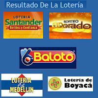 Conocer los resultados de las loterías de Colombia fácilmente