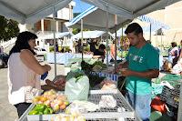 Feira da Agricultura Familiar na Praça Maria Corina Paim: produtos de qualidade direto do campo para o consumidor