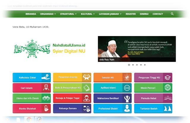 Alhamdulillah, LTN PBNU Luncurkan Portal Web berbasis Layanan Jamaah untuk Warga NU