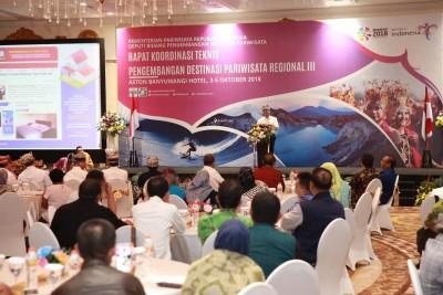 200 Pelaku Wisata Indonesia Timur Kumpul Serap Semangat Inovasi di Banyuwangi