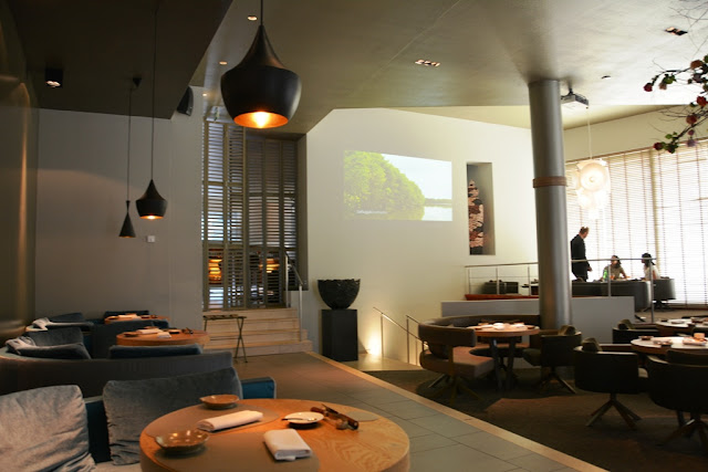 Restaurant Beluga lounge