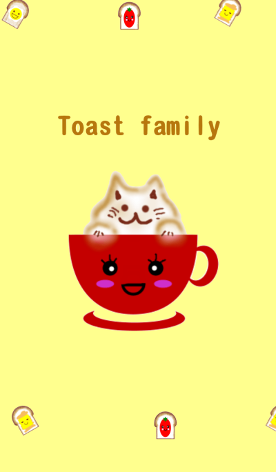 Toast family