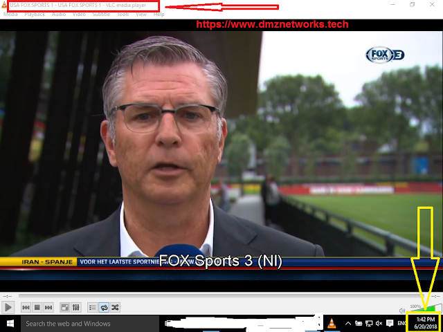 Premium Fox Sports IPTV Channels 100% Working with Proof