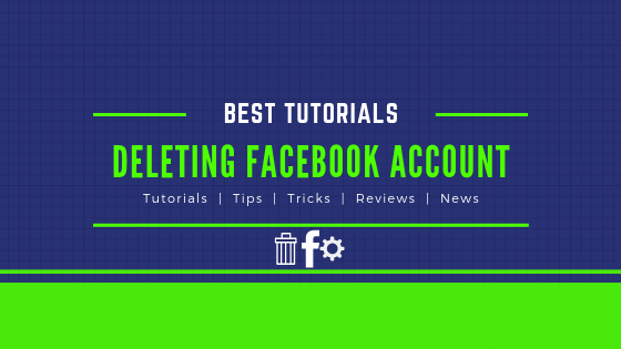 How to Cancel Facebook Account<br/>
