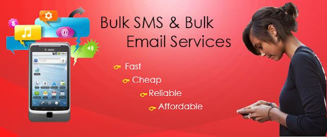 BulkSMS&BulkEmailServices