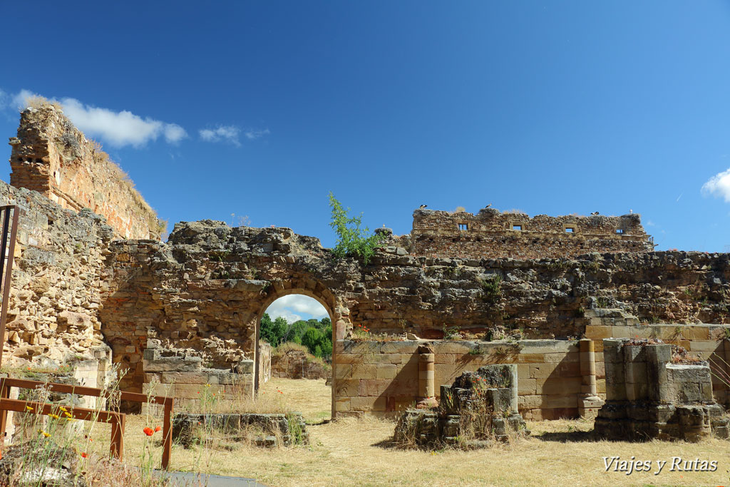 Puerta de los Conversos, Monasterio de Moreruela