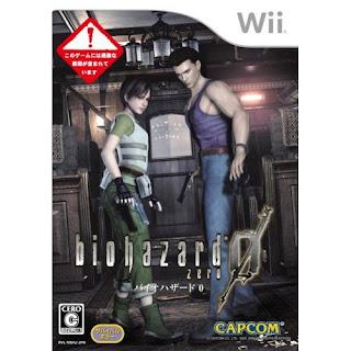 [Wii] Biohazard 0 [バイオハザード0] ISO (JPN) Download