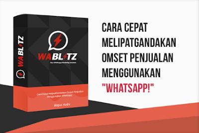 WABlitz Tools Whatsapp marketing