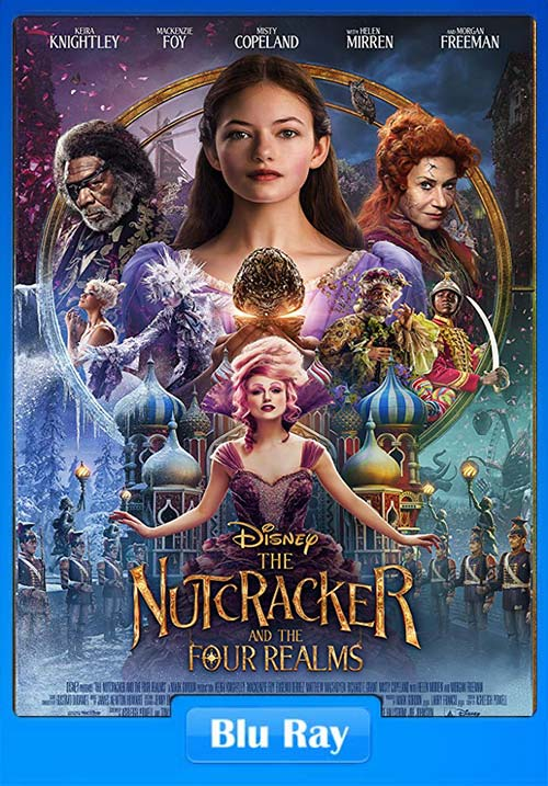 The Nutcracker And The Four Realms 2018 720p BluRay x264 | 480p 300MB | 100MB HEVC Poster