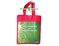 tas natal, tas natal murah, tas souvenir natal,tas bingkisan natal, souvenir natal murah