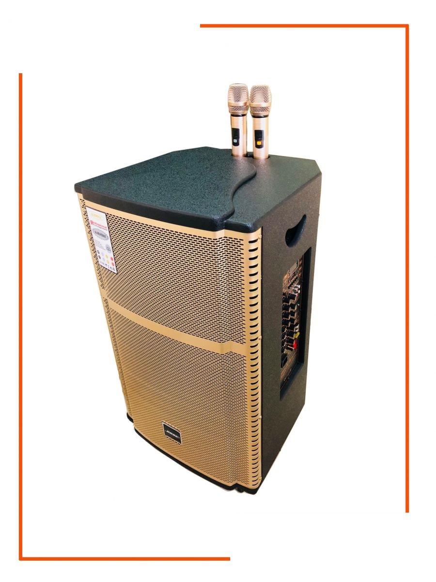 6200k - Loa kéo 4,5 tấc Bose AV DK-108 tặng 2 mic ko dây giá sỉ và lẻ rẻ nhất