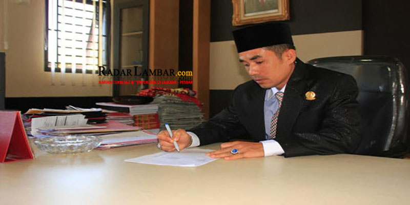 Ini Kata Ketua DPRD Lambar, Soal SY yang Tega Bunuh Istrinya