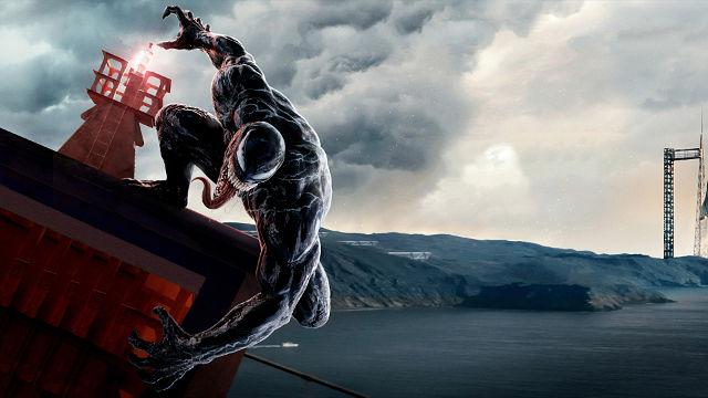 Venom Perché Comics Marvel - Fond d'écran en Ultra HD 4K