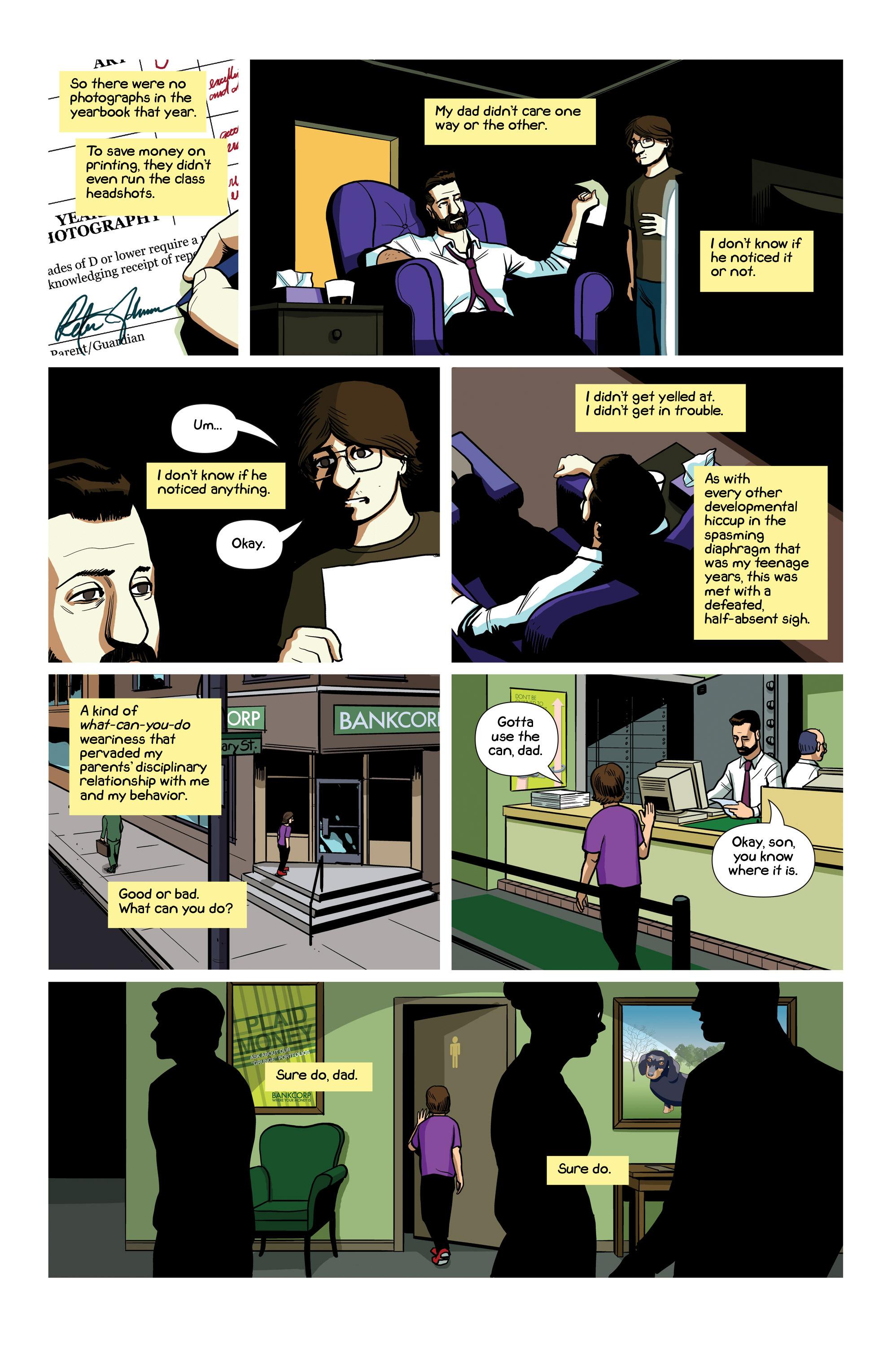Read online Sex Criminals comic -  Issue #7 - 13