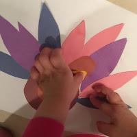 Toddler Craft: Turkey
