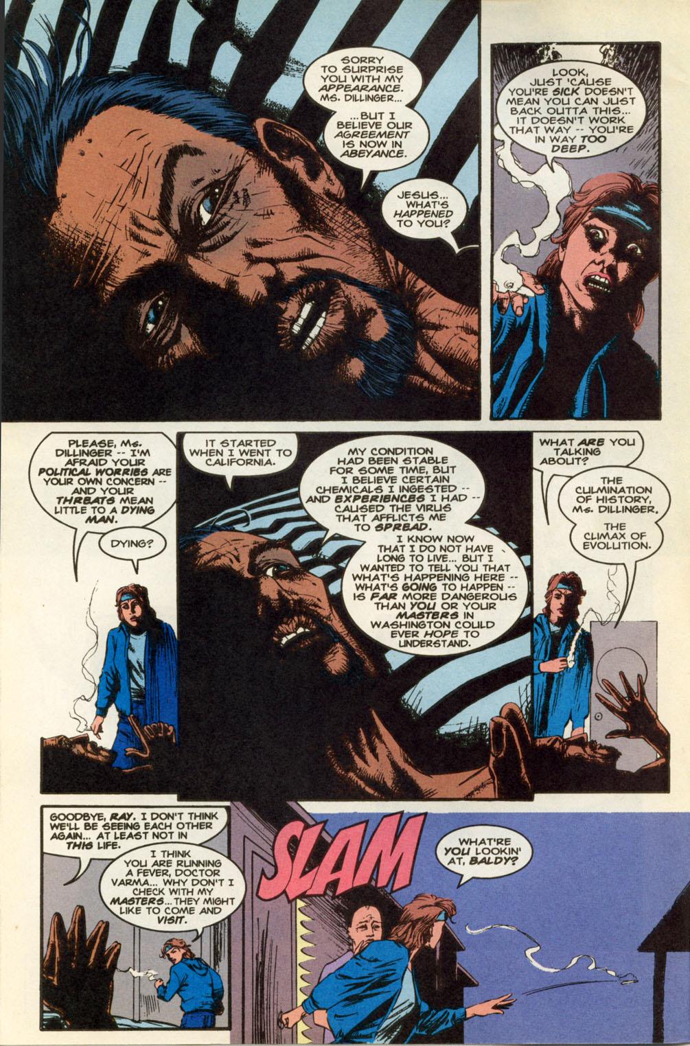 Read online Animal Man (1988) comic -  Issue #88 - 3