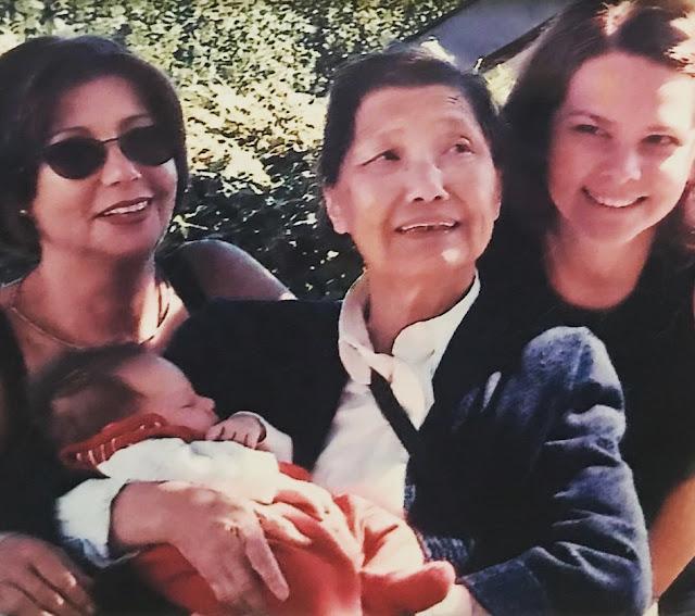 4 Generationen mit chinesischen Wurzeln
