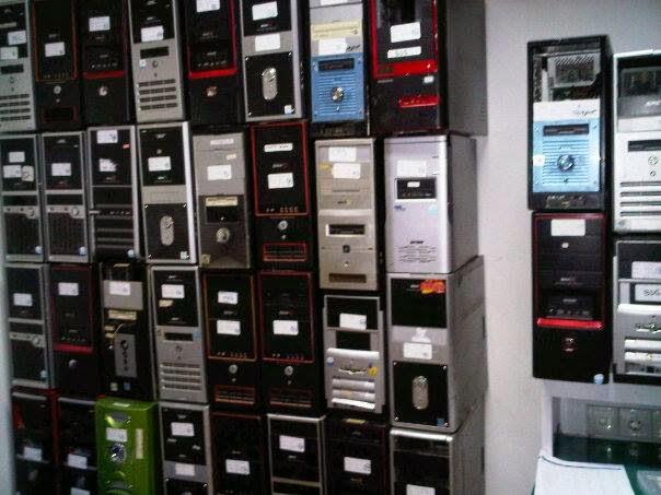 Terima Beli Lelang Atau Borong Komputer - Indo Elektronika