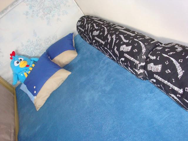 Mudanças no cantinho de dormir do meu bebê...