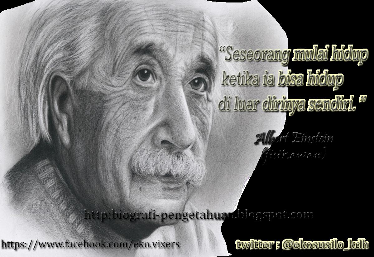 Welcome To Kata Kata Bijak Albert Einstein