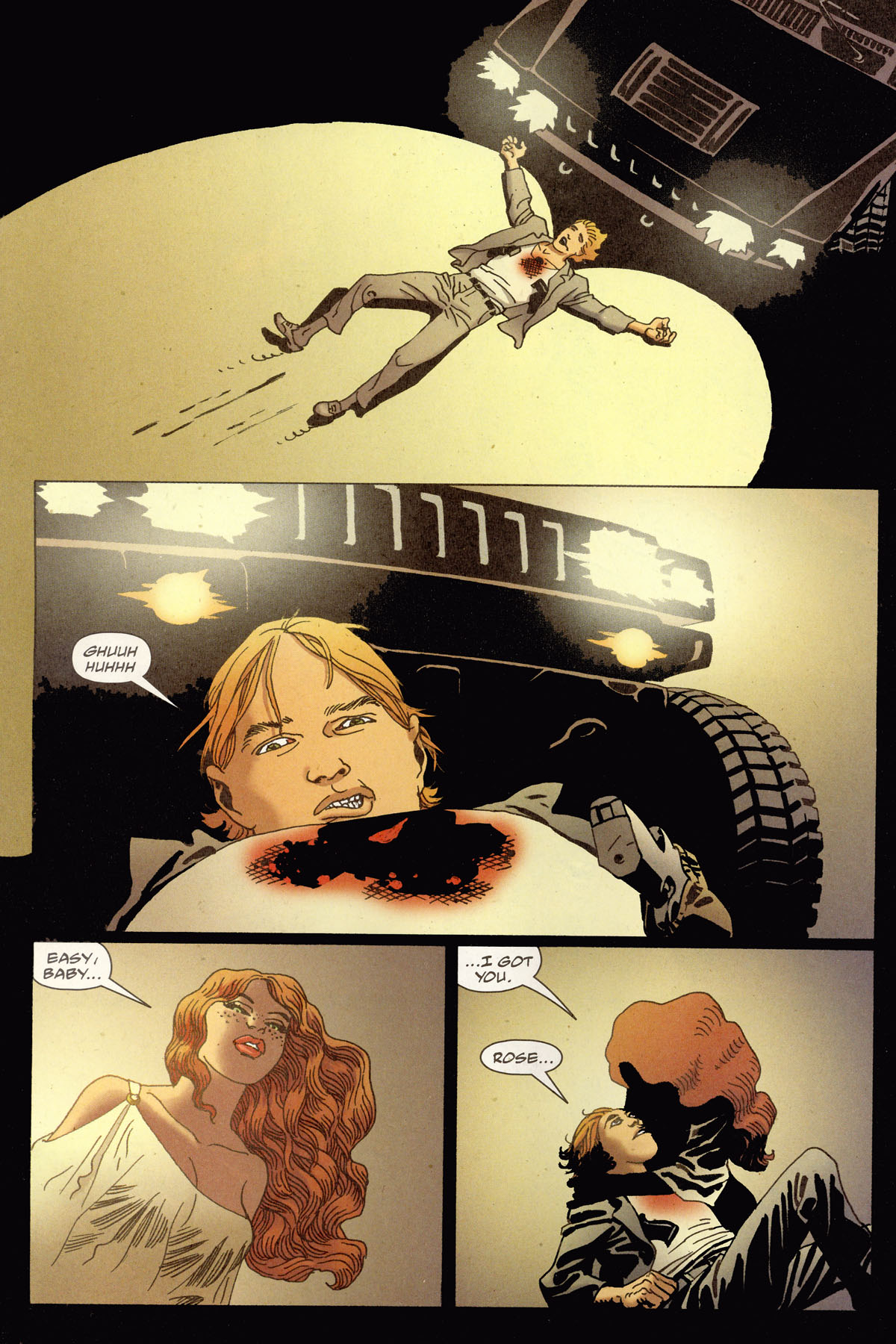 Read online 100 Bullets comic -  Issue #79 - 19