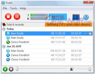 Evaer Video Recorder For Skype 1.7.2.47 Full Version