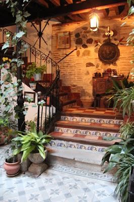 Patios de Toledo, Patios con mucha Historia. Los patios de Toledo abren al público por la festividad del Corpus