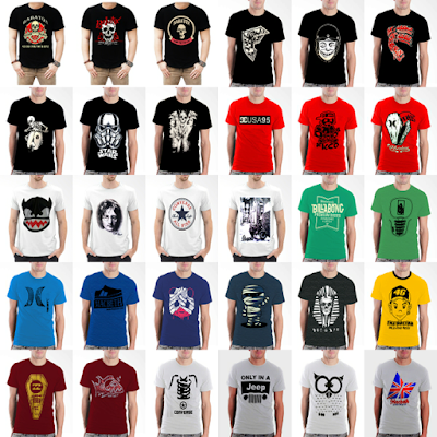 borneo clothing grosir kaos distro murah indonesia
