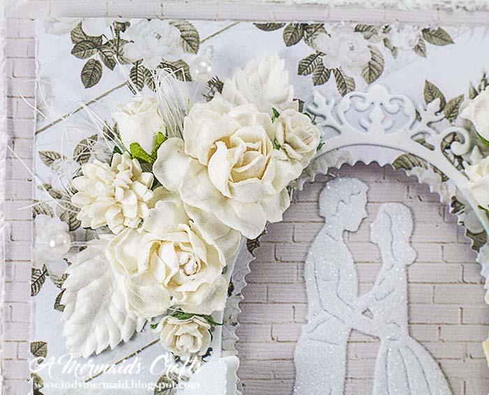 Wild Orchid Crafts Love Wedding Cards